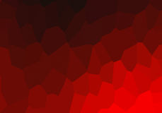 Beautiful red mosaic holiday background Royalty Free Stock Photo