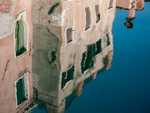 Beautiful reflections - Venice Stock Photos