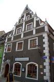 Beautiful renaissance house Germany Stock Photo