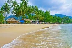 Beautiful resort. Beautiful summer resort, Blue lagoona, Ko chang, Thailand Stock Image