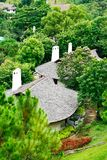 Beautiful Resort at Khao-Khor Royalty Free Stock Photo