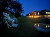Beautiful resort royalty free stock photography
