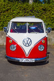 Beautiful restored VW Bully Royalty Free Stock Image