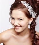 Beautiful retro girl Royalty Free Stock Image