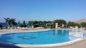 Rhodes vacation Royalty Free Stock Photo