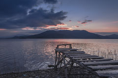 Beautiful and rich Songhua Lake. Eastphoto, tukuchina, Beautiful and rich Songhua Lake stock photo