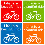 Beautiful ride Royalty Free Stock Image