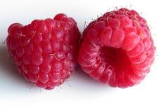 Beautiful ripe raspberries Royalty Free Stock Image