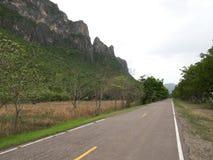 A beautiful road Stock Photos