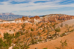 Beautiful rock formation in Bryce Canyon. Stock Image