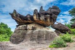 Phu Pha Thoep National Park in Thailand Royalty Free Stock Photos