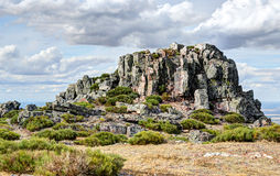 Beautiful rock landscape Royalty Free Stock Images