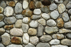 Beautiful rock wall Stock Images