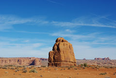 Beautiful rocks in Arches National Park, Utah Stock Photos