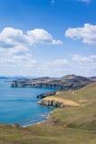 Beautiful rocky coast Royalty Free Stock Photos