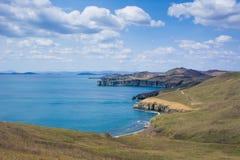 Beautiful rocky coast Royalty Free Stock Image