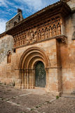 Beautiful romanesque church Royalty Free Stock Photography
