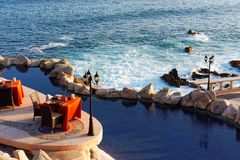 Ocean Table Stock Photos