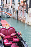 Venetian scenery Royalty Free Stock Image