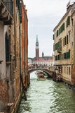 Beautiful romantic Venice Royalty Free Stock Photos