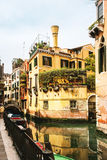 Beautiful romantic Venice Stock Photography