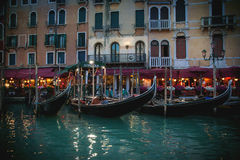 Beautiful romantic Venice Royalty Free Stock Photography