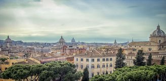 Beautiful  Rome Royalty Free Stock Images