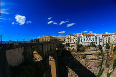 Beautiful Ronda Stock Photography