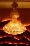BEAUTIFUL ROOF LAMP Stock Photography