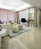 Beautiful room decoration Stock Image