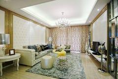 Beautiful room decoration Royalty Free Stock Photo