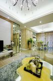 Beautiful room decoration Royalty Free Stock Images