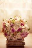Beautiful roses wedding bouquet. Capture of Beautiful roses wedding bouquet Stock Photos