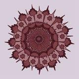 Beautiful rosette design background Royalty Free Stock Photo