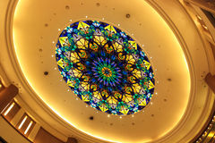 Beautiful rotunda ceiling Stock Image
