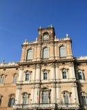Beautiful royal palace of Modena Stock Photography