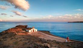 Church in Vasilikos Zakynthos Island Greece. Beautiful royalty-free stock photography. Church in Vasilikos Zakynthos Island Greece Stock Photos