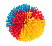 Beautiful rubber toy Stock Image