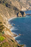 Beautiful Rugged California Coastline Royalty Free Stock Image