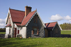 Beautiful rural cottage for holiday rental Stock Photography
