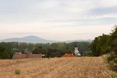 Beautiful rural countryside Stock Image