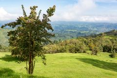 Rural Colombian Landscape Stock Photos