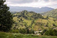 Beautiful rural landscape Stock Photos