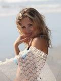 A beautiful russian girl Stock Photography