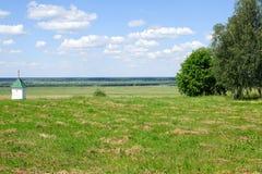 Beautiful russian landscape Stock Image