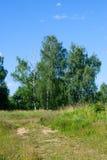 Beautiful russian landscape Royalty Free Stock Photography