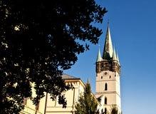 Saint Nicholas Gothic Cathedral in Presov, Slovakia, Europe