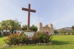Beautiful Saint Barbara Parish Stock Photo
