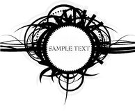Beautiful sample text background Royalty Free Stock Photo