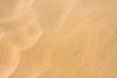 Beautiful sand background Stock Photo